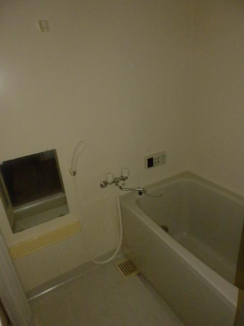 ハイステージ新橋 B 201号室の風呂
