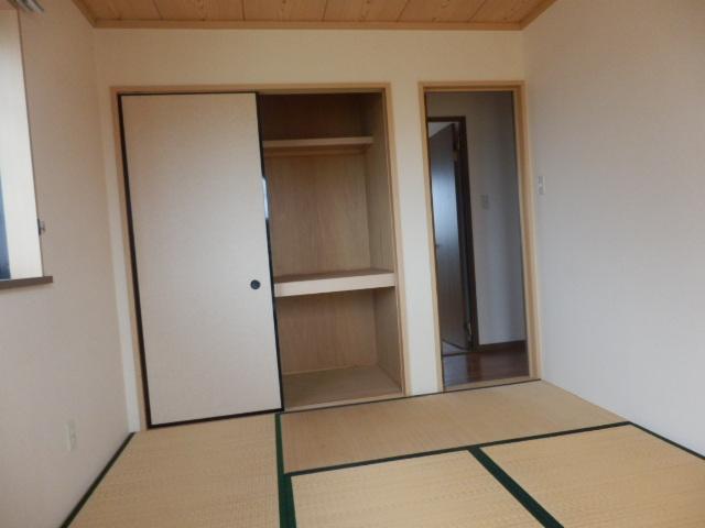 ハイステージ新橋 B 201号室のベッドルーム