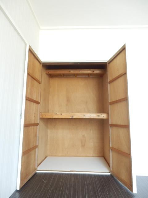 ルーム泉 5号室のキッチン