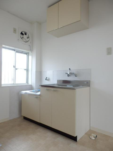 ルーム泉 5号室の風呂
