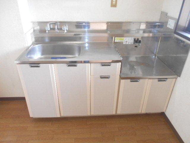 シャトル 201号室のキッチン