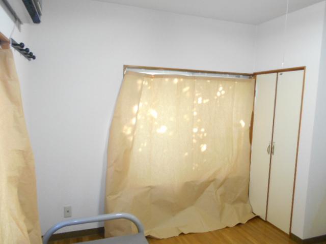 ハウス・ヨダ 104号室のベッドルーム