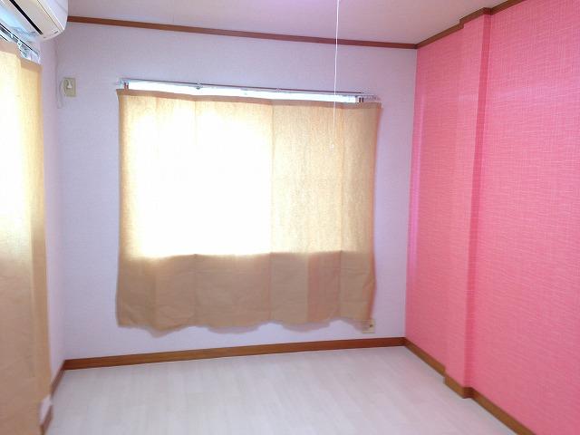 ハウス・ヨダ 201号室のベッドルーム