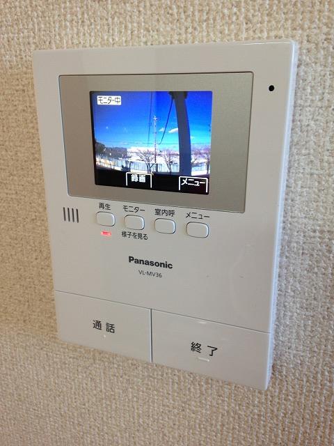 ハウス・ヨダ 201号室のセキュリティ