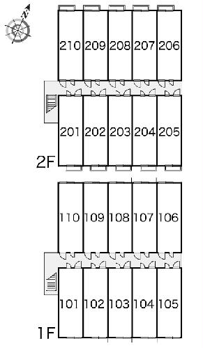 レオパレスメゾン ローリエ2 103号室のその他