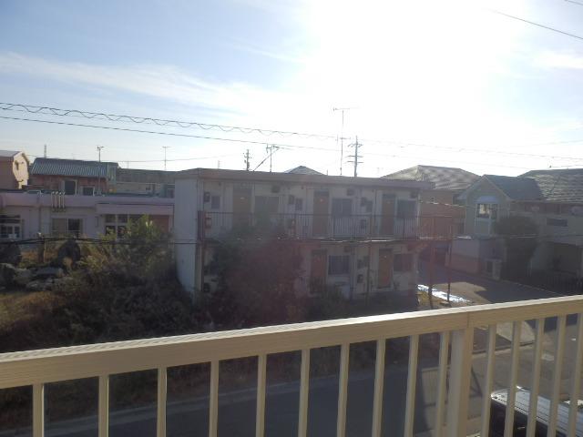 ファミール神田 205号室の景色