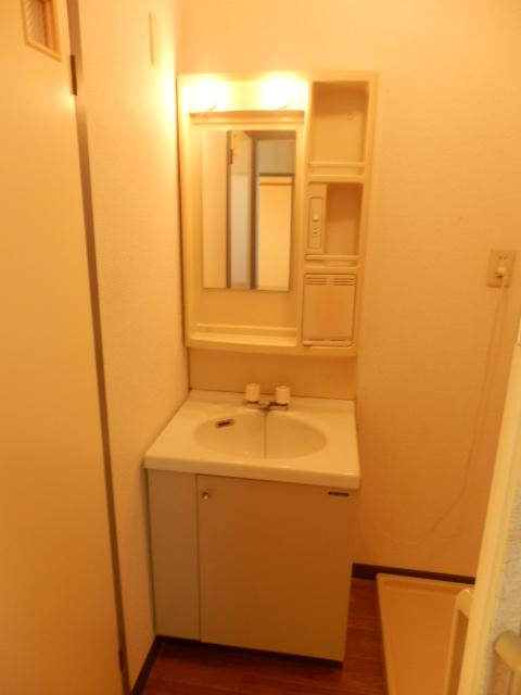 ファミール神田 205号室の洗面所