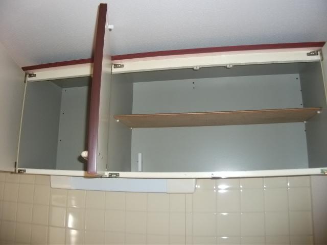 フジハイツ 102号室のキッチン