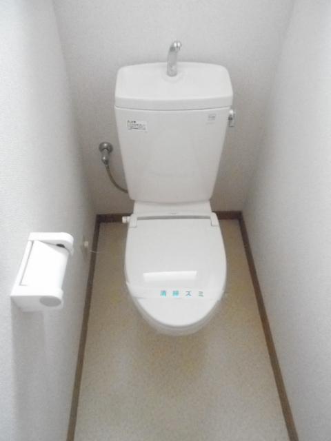 クワトロ泉A・B・C・Dのトイレ
