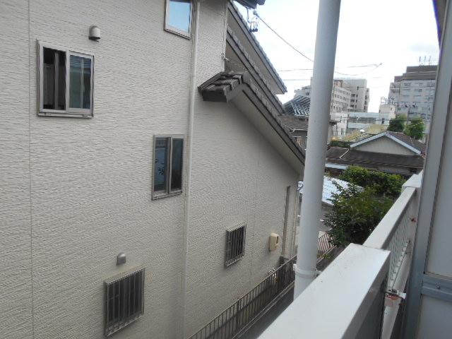 エクセルビラ住吉 204号室の景色