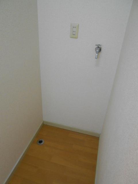エクセルビラ住吉 204号室の収納