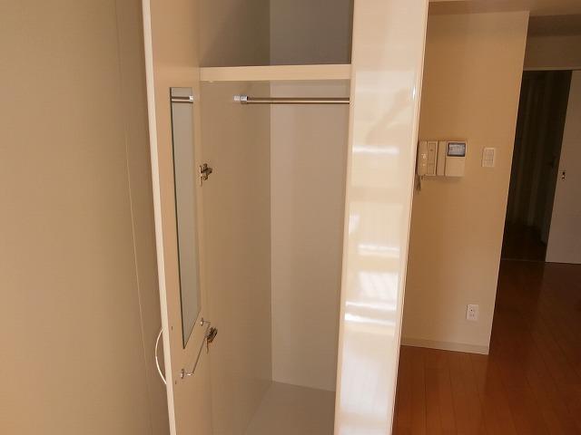 シャトーヨサミ 222号室の収納