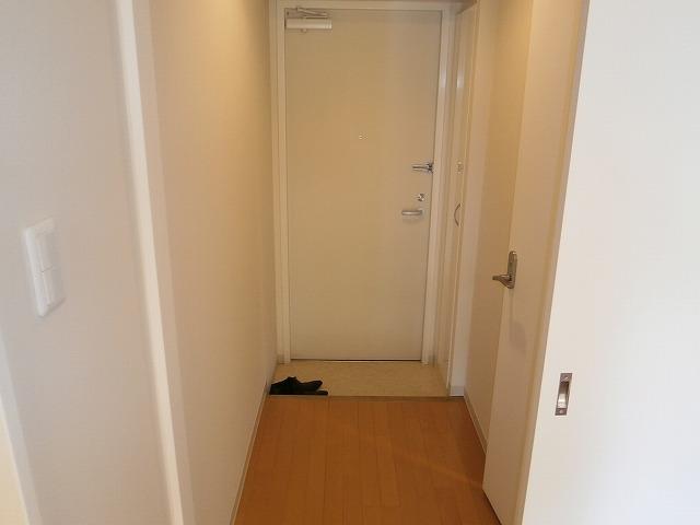 シャトーヨサミ 222号室の玄関