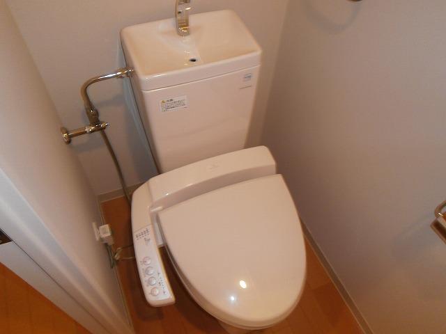 シャトーヨサミ 222号室のトイレ