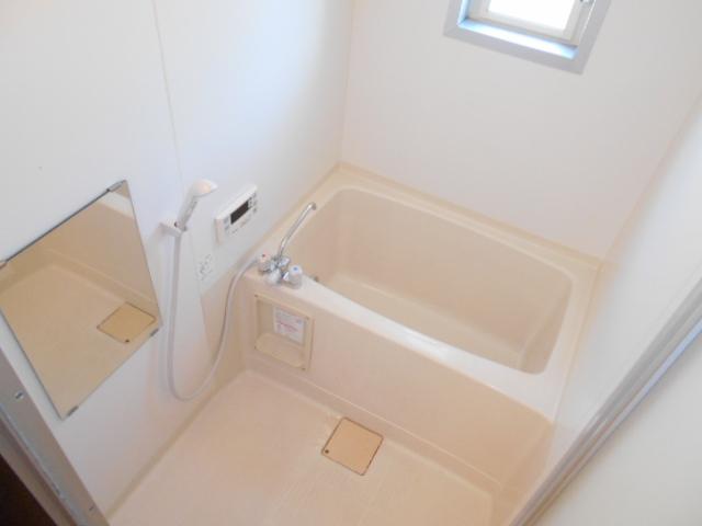 カーサひだまりA 201号室の風呂