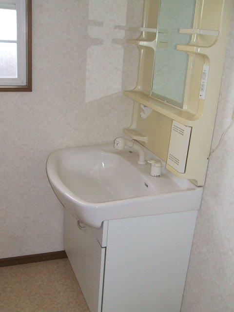 Park Side Nanpeiの洗面所