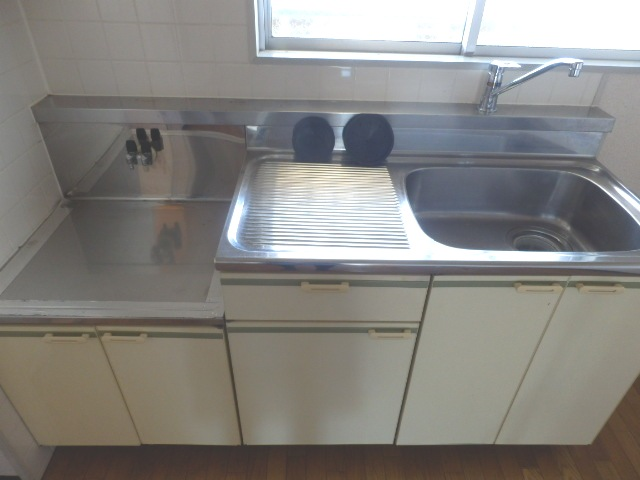 マンションはなき2 301号室のキッチン