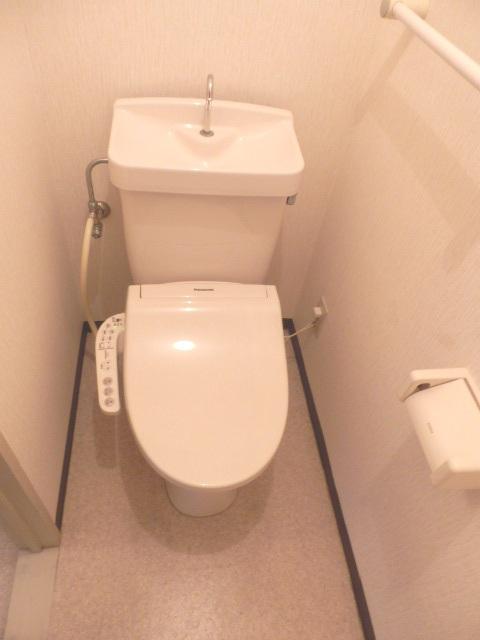 マンションはなき2 301号室のトイレ