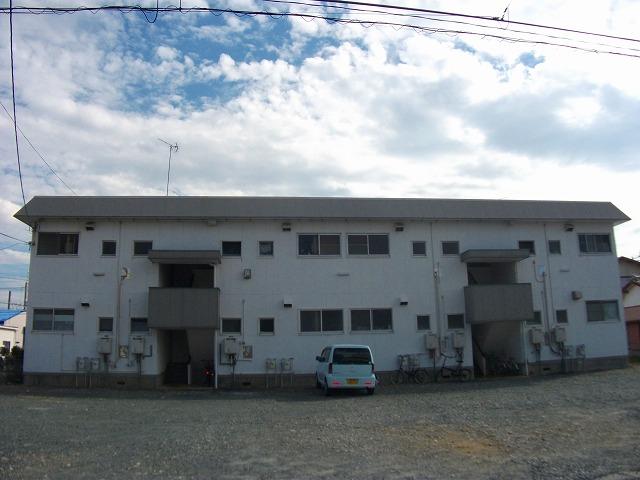 コーポ加藤 203号室のバルコニー