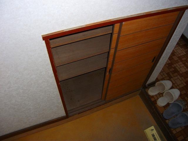 コーポ加藤 203号室のリビング