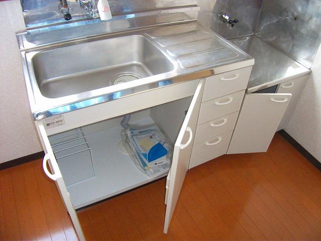 コーポ加藤 203号室の風呂
