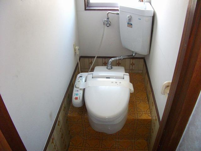 コーポ加藤 203号室の洗面所