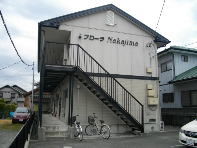 フローラNAKAJIMA 101号室の外観
