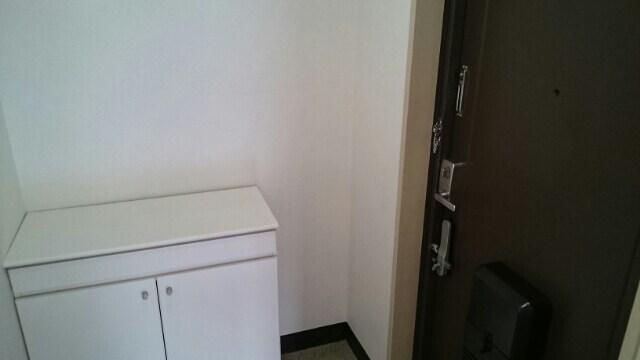クレセントフジ A 03050号室の玄関