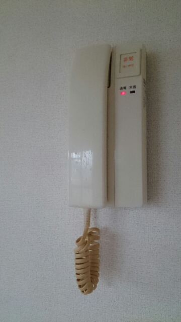 クレセントフジ A 03050号室のセキュリティ
