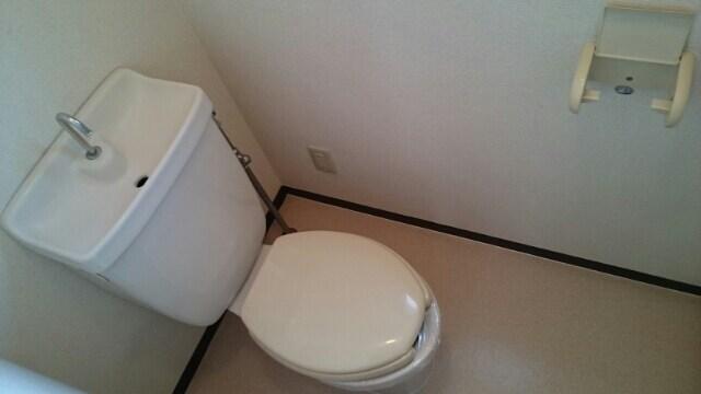 クレセントフジ A 03050号室のトイレ