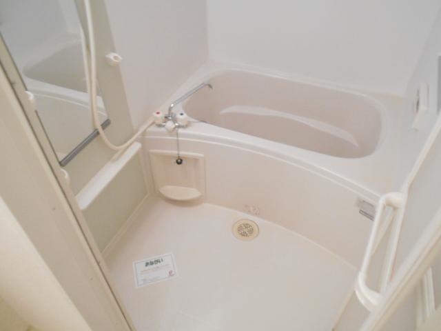 めぞん アルモニー 02010号室の風呂