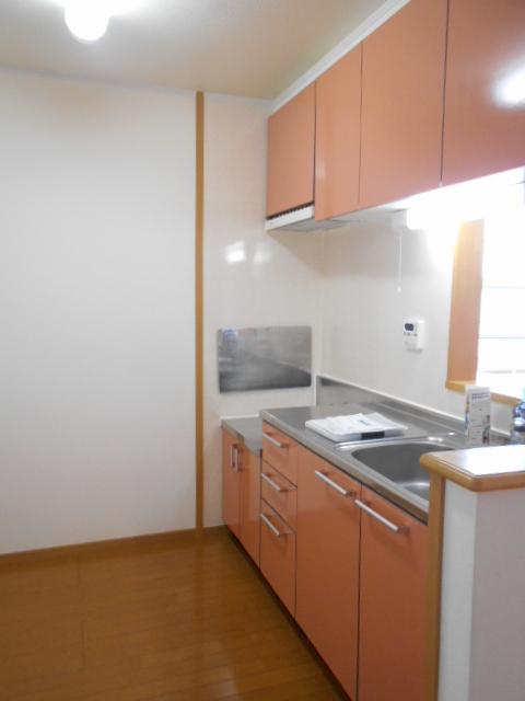 めぞん アルモニー 02010号室のキッチン