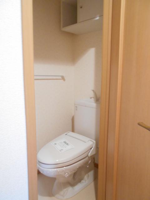 めぞん アルモニー 02010号室のトイレ