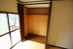 白百合 103号室の収納