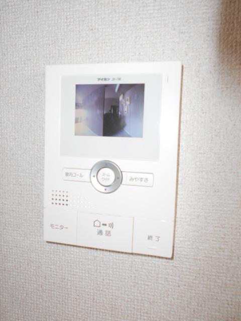 プレステージアスター 402号室のセキュリティ