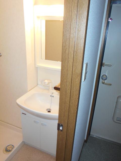 プレステージアスター 402号室の洗面所