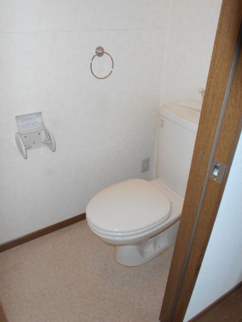 プレステージアスター 402号室のトイレ