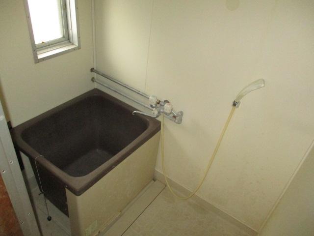 パナハイツ初生A 102号室の風呂