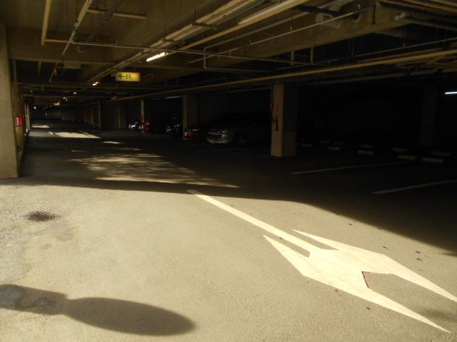 佐鳴湖パークタウンサウス 704号室の駐車場