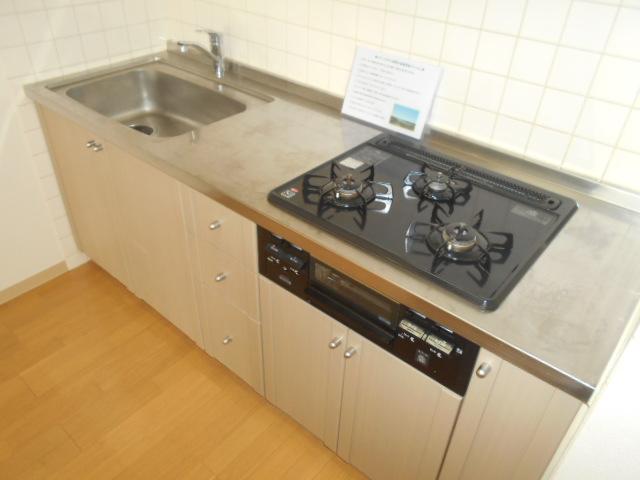 佐鳴湖パークタウンサウス 704号室のキッチン