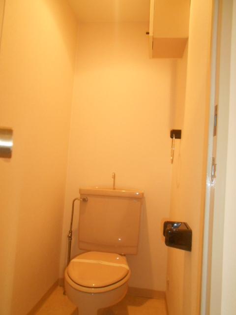 佐鳴湖パークタウンサウス 704号室のトイレ