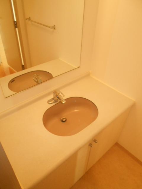 佐鳴湖パークタウンサウス 704号室の洗面所