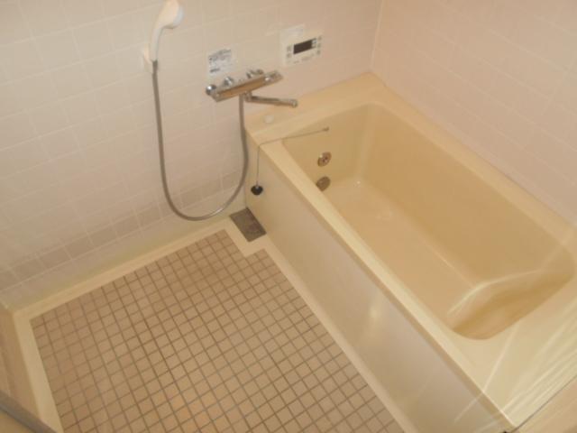 佐鳴湖パークタウンサウス 704号室の風呂