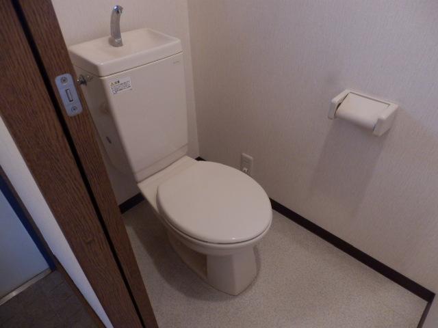 ラ・セフィーロⅦ 305号室のトイレ