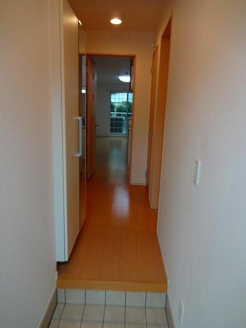 リヴィエ 01010号室の玄関