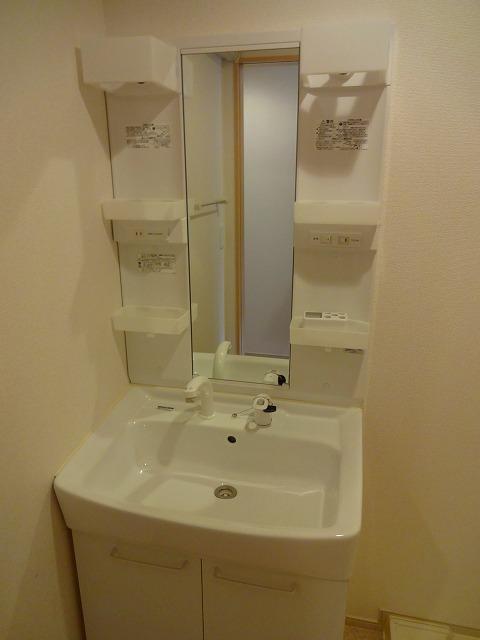 リヴィエ 01010号室の洗面所