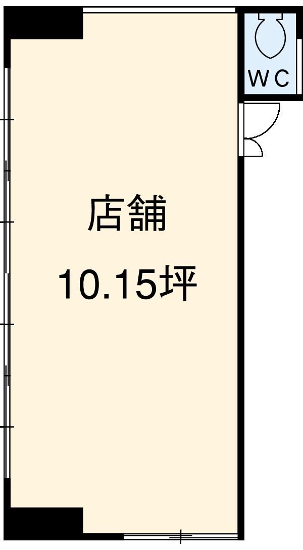 小川第五ビル・303号室の間取り