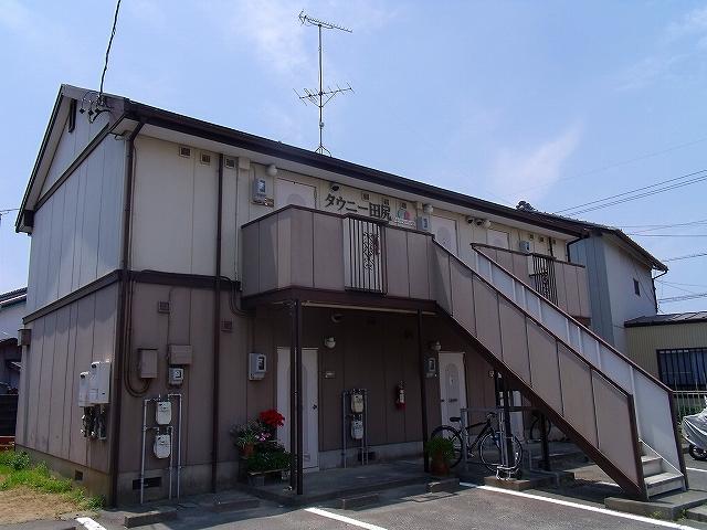 タウニー田尻 203号室の外観