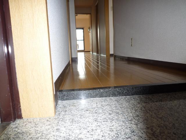 クレアール壱番館 403号室の玄関