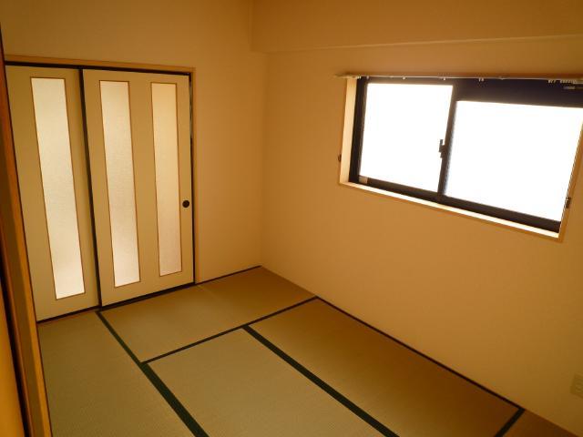 クレアール壱番館 403号室のベッドルーム